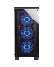 Corsair Crystal 460X RGB Compact ATX Mid Tower Case