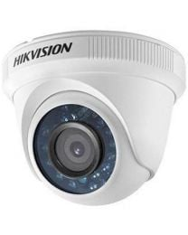 Hikvison 1 MP Fixed Indoor Turret Camera (DS-2CE56C0T-IRPF 28MM/NSH)