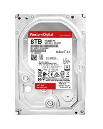 WD Red 8TB 3.5-inch NAS Hard Drive (WD80EFAX)